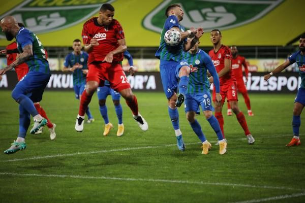 Beşiktaş, Rizespor deplasmanından 3 puanla döndü - Sayfa 2