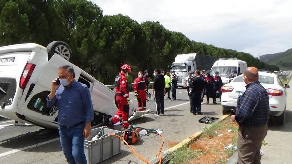 Muğla'da personel aracı ile otomobil çarpıştı: 1 ölü, 5 yaralı - Sayfa 3
