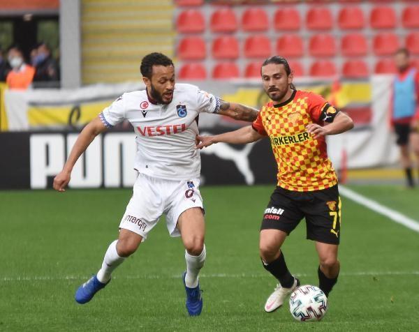 Trabzonspor, Göztepe ile berabere kaldı - Sayfa 3
