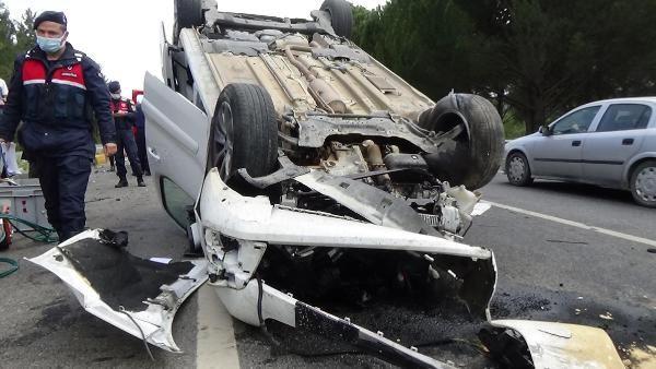 Muğla'da personel aracı ile otomobil çarpıştı: 1 ölü, 5 yaralı - Sayfa 4