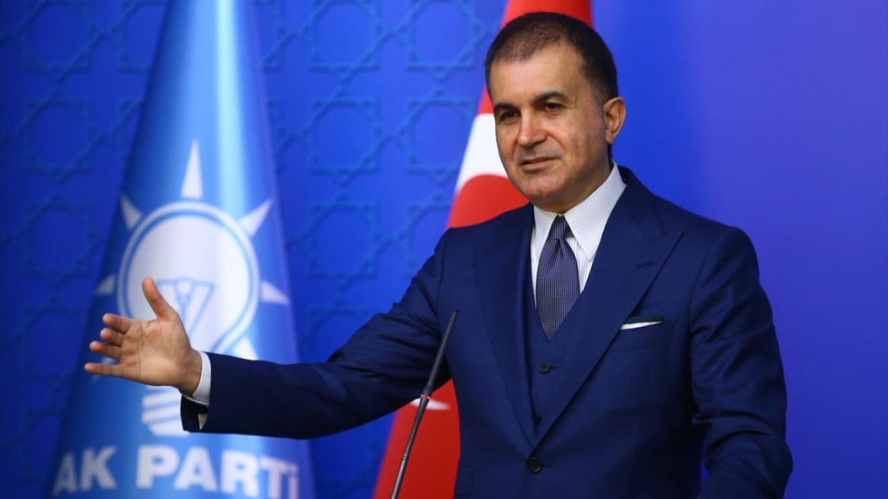 AK Parti Sözcüsü Ömer Çelik'ten Akşener'e tepki: Siyasi ahlakla bağdaşmaz