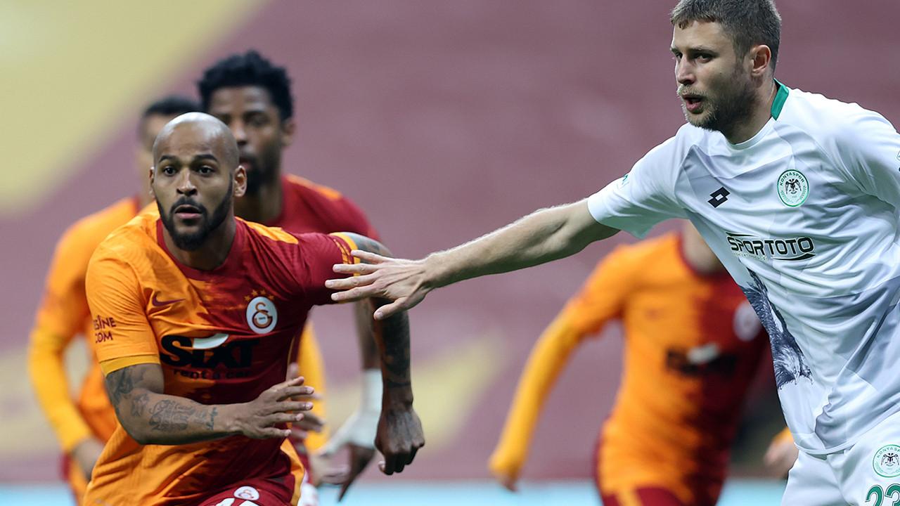 Galatasaray 3 puanı Emre Akbaba ile aldı