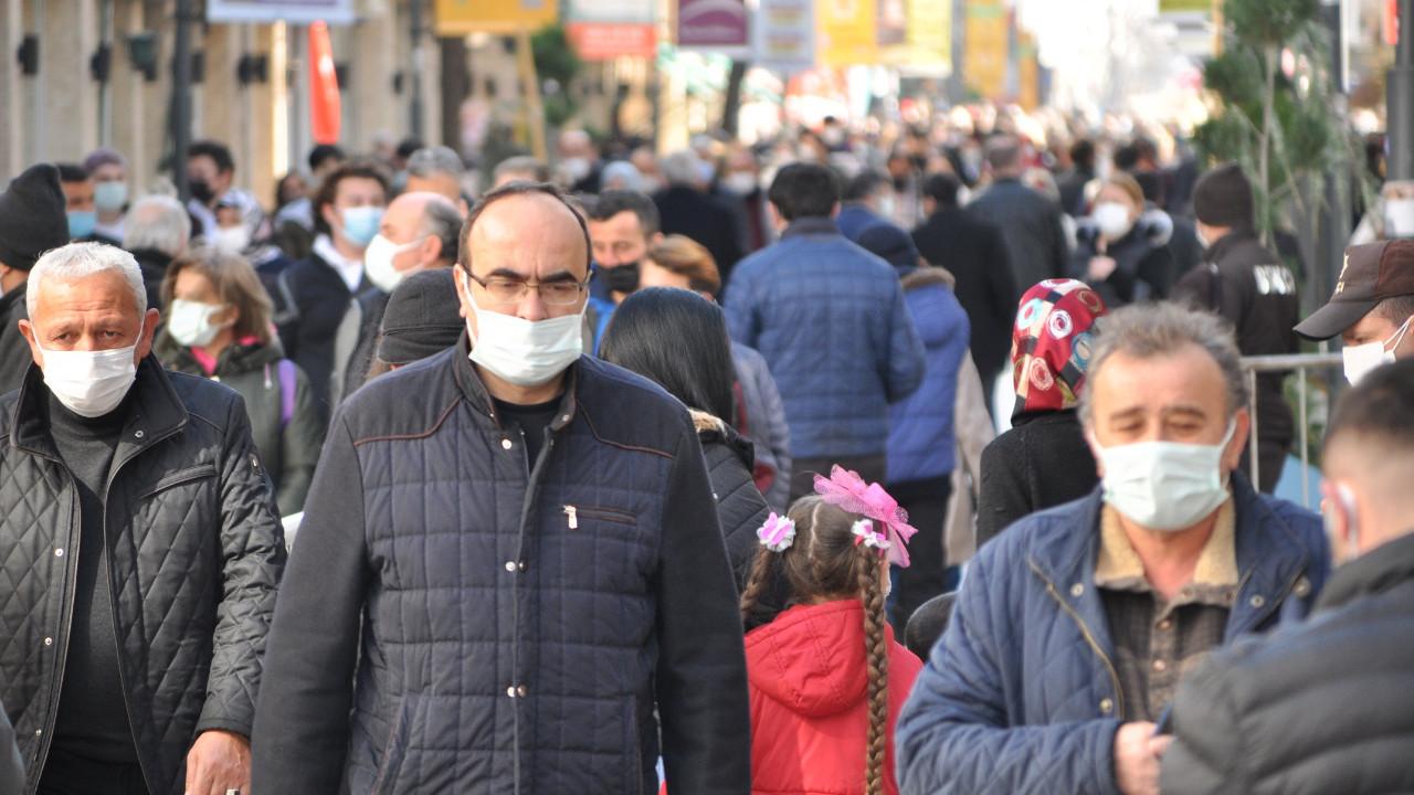 Sağlık Bakanı Koca, nüfusa oranla vaka artışının en yüksek olduğu 5 ili açıkladı