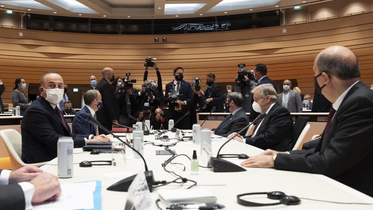 Guterres: Kıbrıs görüşmelerinden sonuç çıkmadı ama vazgeçmeyeceğiz