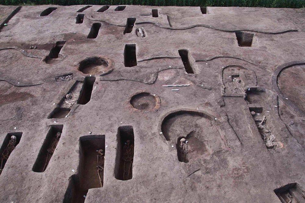 Mısır'da beş bin yıl öncesine ait 110 antik mezar bulundu - Sayfa 3
