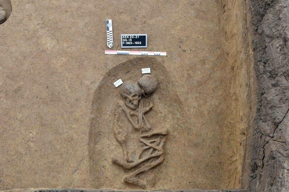 Mısır'da beş bin yıl öncesine ait 110 antik mezar bulundu - Sayfa 4