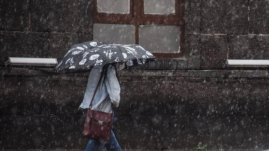 Meteoroloji'den uyarı! Bu iller için lodos sağanak yağış alarmı - Sayfa 1