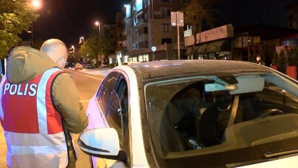 İstanbul'da tam kapanmanın ilk gecesinde ceza yağdı! Araçlar tek tek durduruldu - Sayfa 2