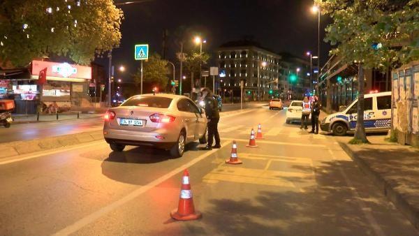 İstanbul'da tam kapanmanın ilk gecesinde ceza yağdı! Araçlar tek tek durduruldu - Sayfa 4