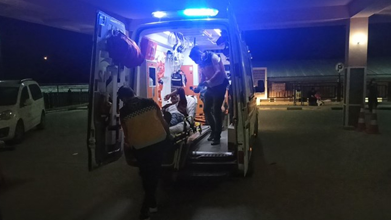 Osmaniye'de fabrikadaki iftar yemeğinden sonra rahatsızlanan 106 işçi hastaneye kaldırıldı