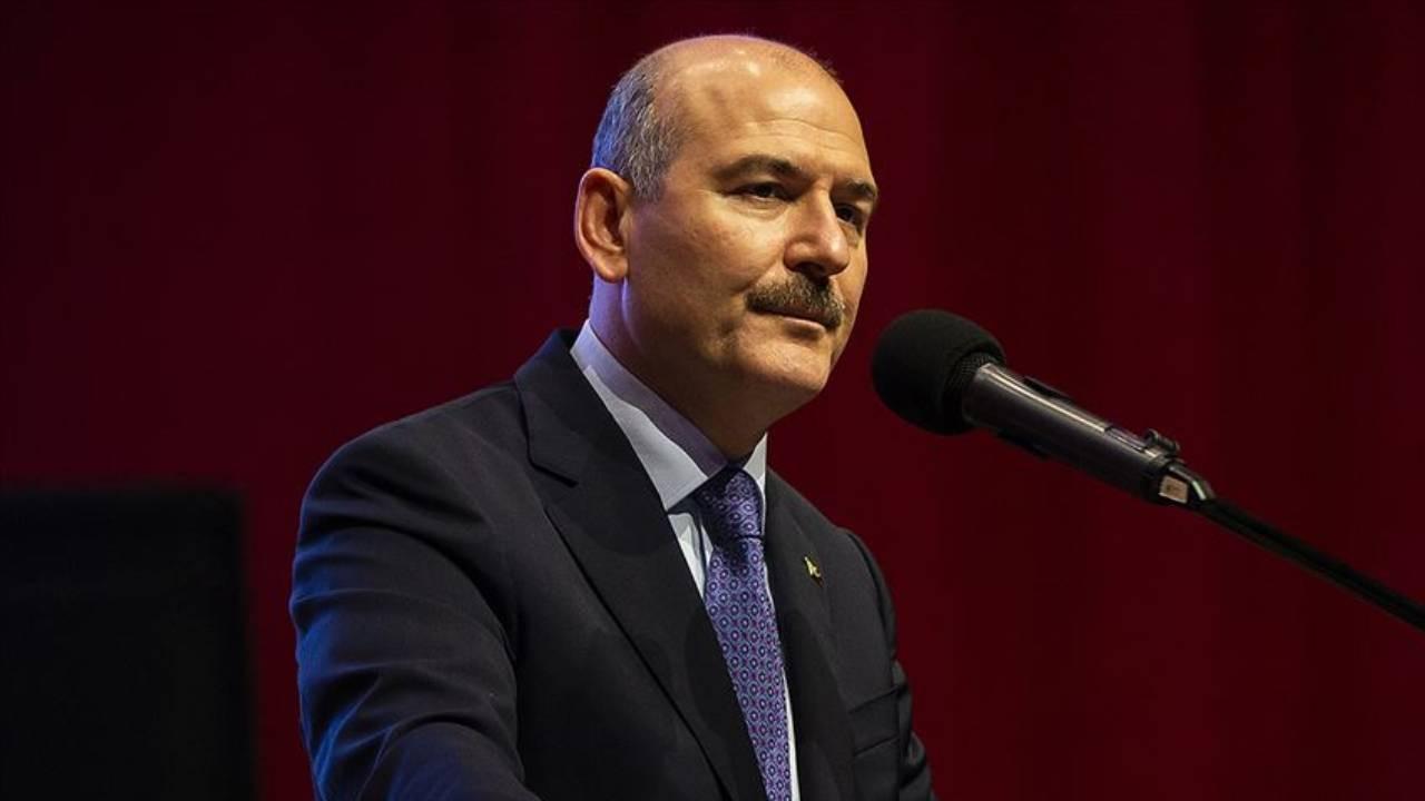 Bakan Soylu'dan Samsunspor Futbol Kulübü Başkanı Yıldırım hakkında suç duyurusu