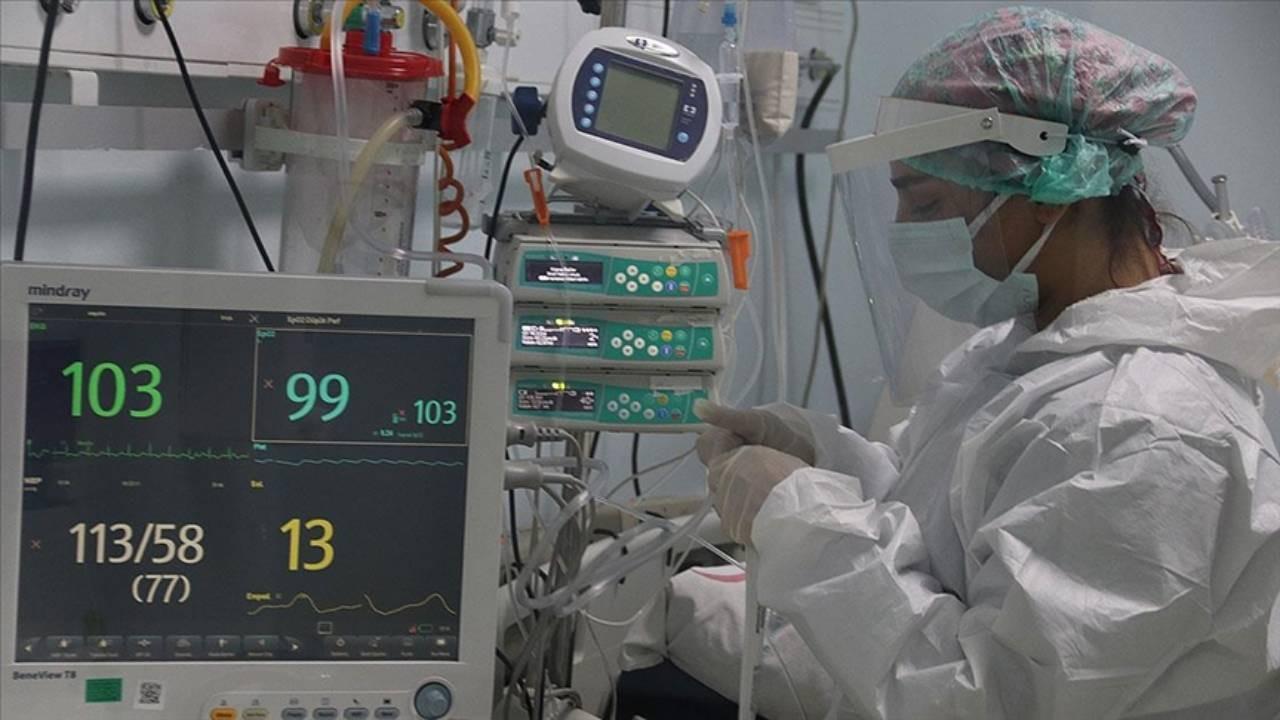 Türkiye'nin koronavirüs tablosu açıklandı! Vaka sayısında düşüş sürüyor