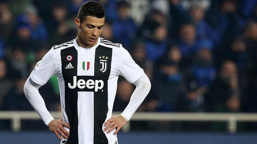 Juventus'ta Ronaldo dönemi sona eriyor! - Sayfa 1