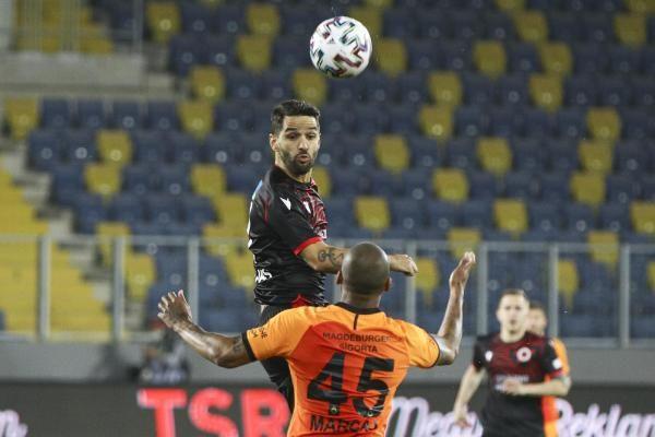 Galatasaray deplasmanda Gençlerbirliği'ni mağlup etti - Sayfa 2