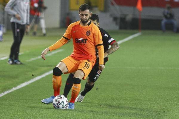 Galatasaray deplasmanda Gençlerbirliği'ni mağlup etti - Sayfa 4