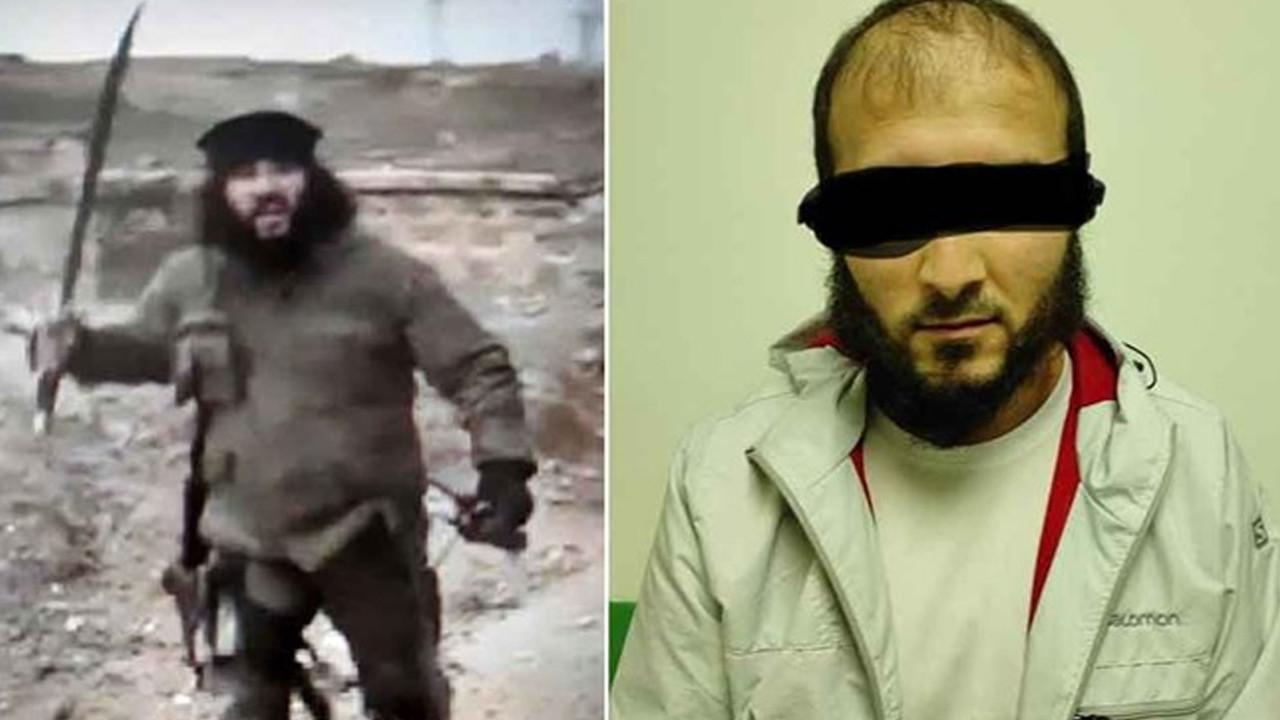 Bağdadi'nin sağ kolu İstanbul'da yakalandı