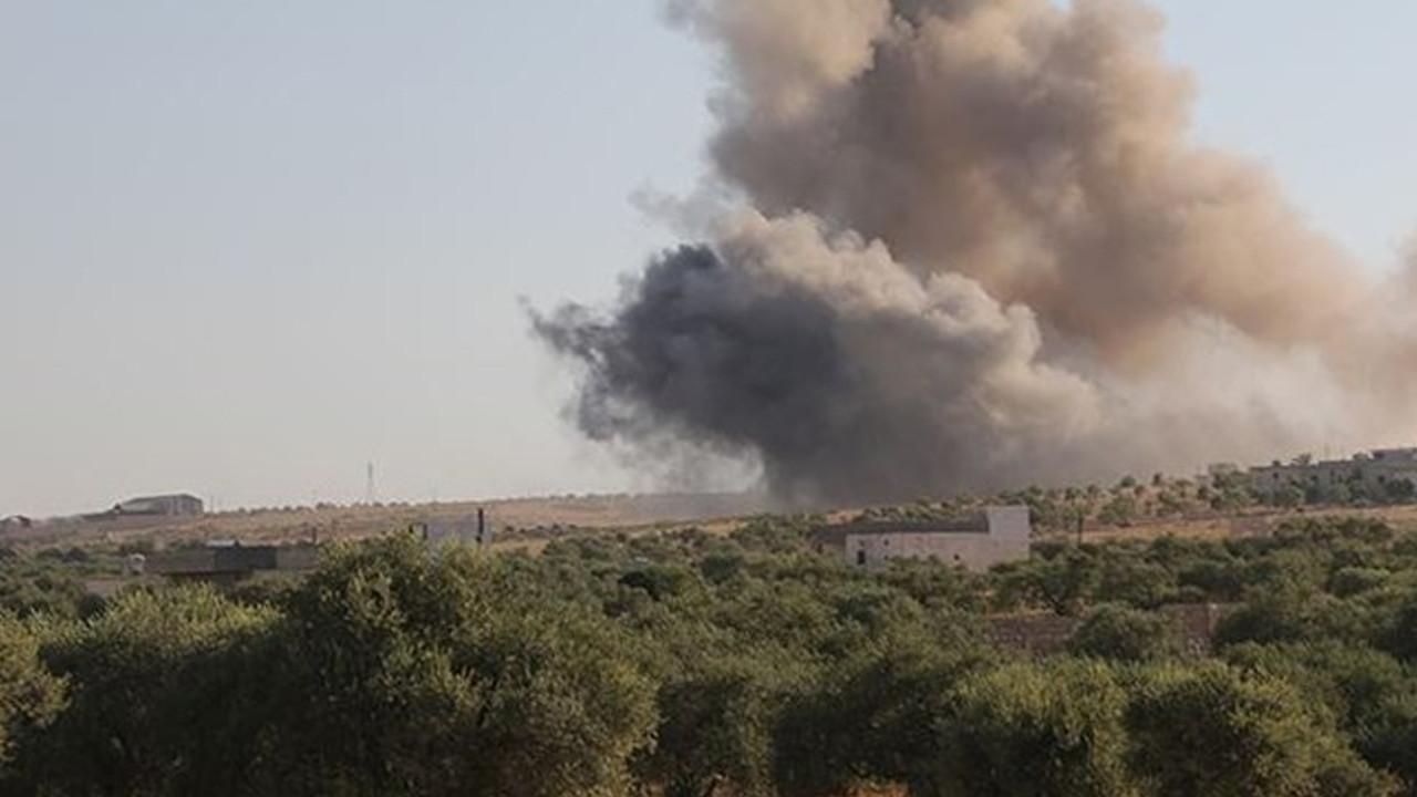 PKK, Afrin'de sivilleri vurdu