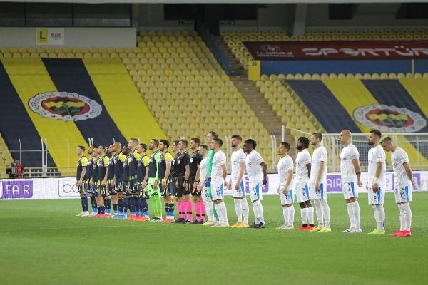 Fenerbahçe, evinde BB Erzurumspor'u 3 golle mağlup etti - Sayfa 1