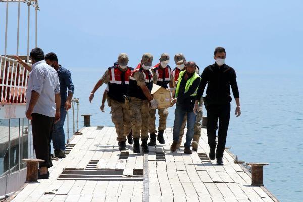 Van'da 61 kaçak göçmenin öldüğü tekne faciasında 5 tahliye - Sayfa 1