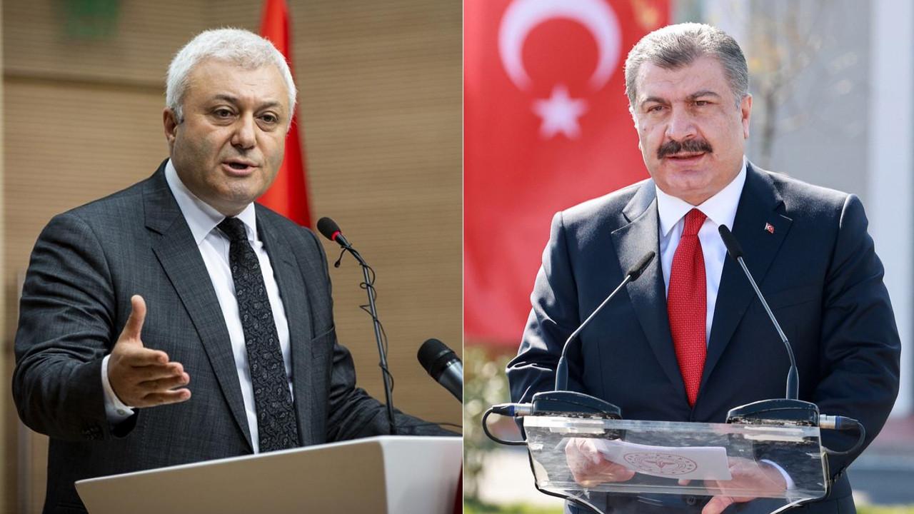 Bakan Koca'dan Tuncay Özkan'a 'ölüm raporu' yanıtı