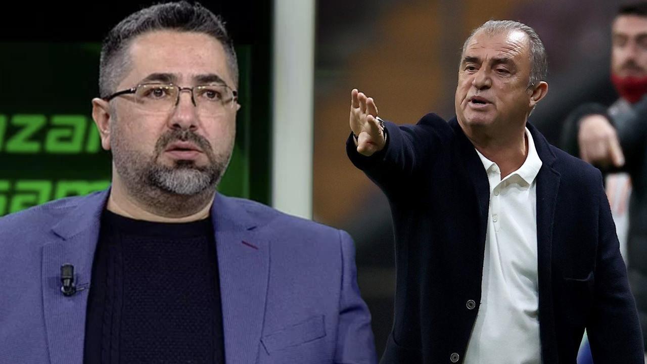 Serdar Ali Çelikler'den bomba iddia! Fatih Terim istifa edecek