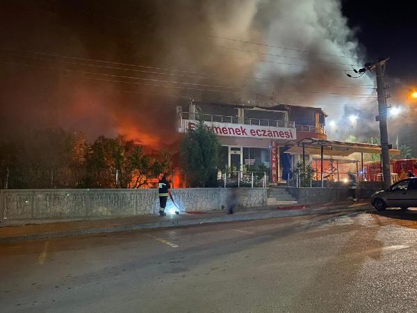 Kapalı restoranda patlama meydana geldi - Sayfa 2