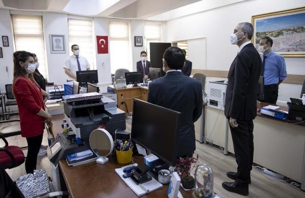 Bakan Gül'den Ankara Adliyesi'ne ziyaret - Sayfa 2
