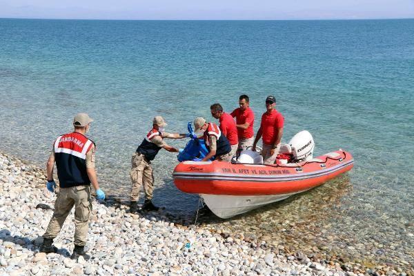 Van'da 61 kaçak göçmenin öldüğü tekne faciasında 5 tahliye - Sayfa 4