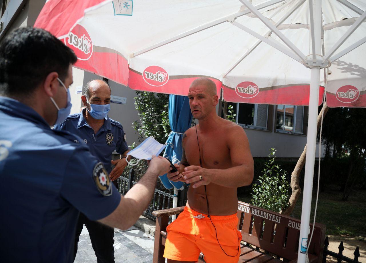 Antalya'da turistten kadın polise ahlaksız teklif - Sayfa 2