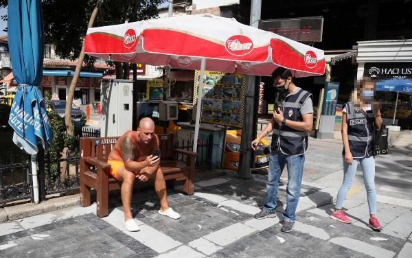Antalya'da turistten kadın polise ahlaksız teklif - Sayfa 4