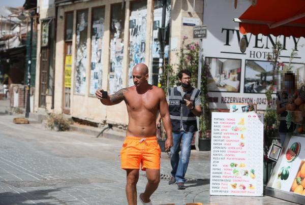 Antalya'da turistten kadın polise ahlaksız teklif - Sayfa 3