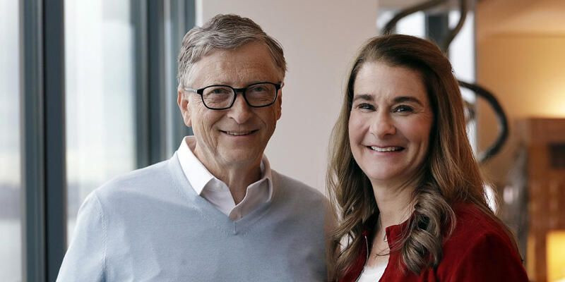 Bill Gates ve eşi Melinda Gates boşanıyor; Dünyanın en zengin çiftinin bu kararı şoke etti - Sayfa 1