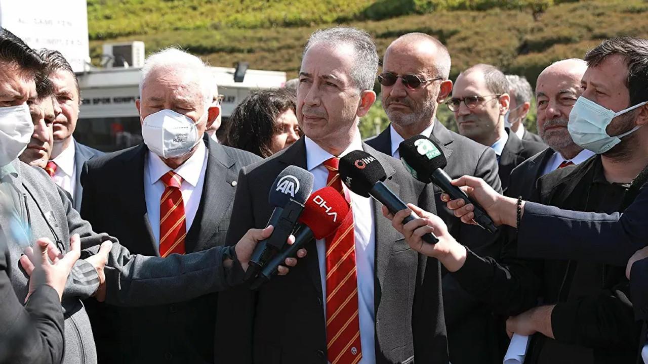 Metin Öztürk, Galatasaray başkan adaylığını açıkladı