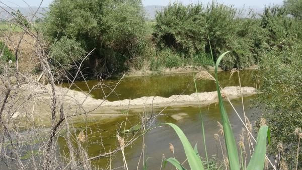 İlk kez böyle görüntülendi, Büyük Menderes Nehri kurudu - Sayfa 3
