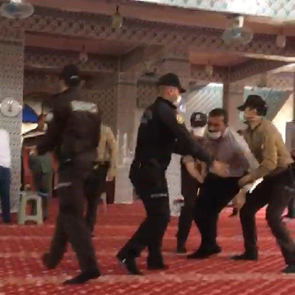 Gaziantep'teki camide gözaltına alınanlar serbest bırakıldı - Sayfa 1