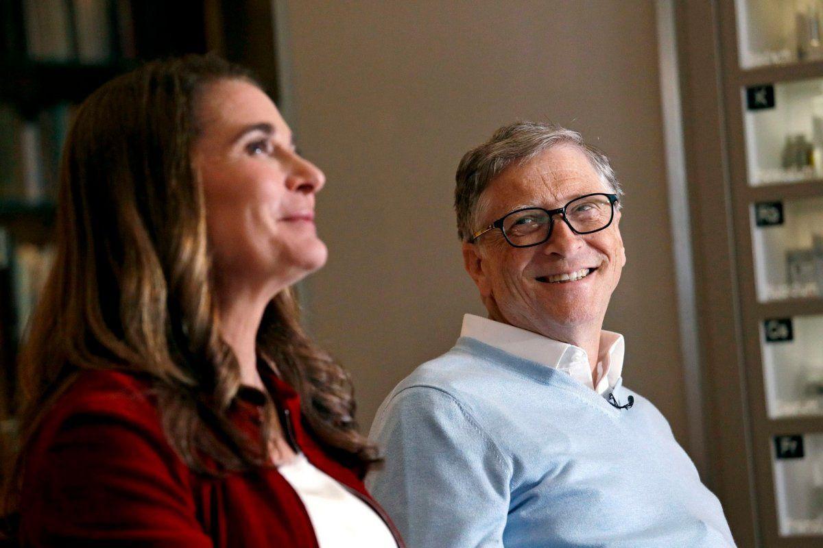 Bill Gates ve eşi Melinda Gates boşanıyor; Dünyanın en zengin çiftinin bu kararı şoke etti - Sayfa 4