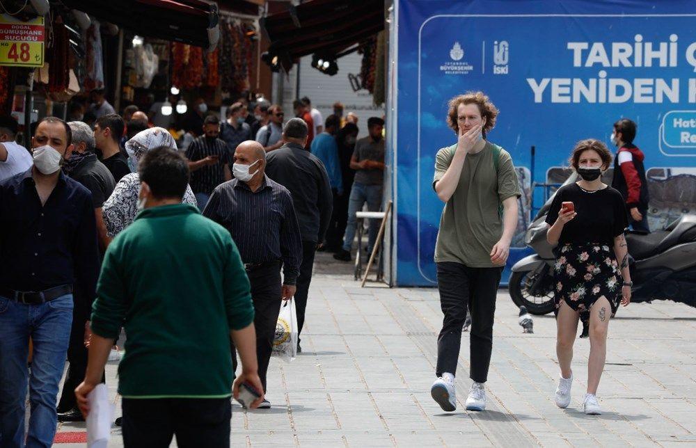 Taksim ve Eminönü'nde turist yoğunluğu - Sayfa 4