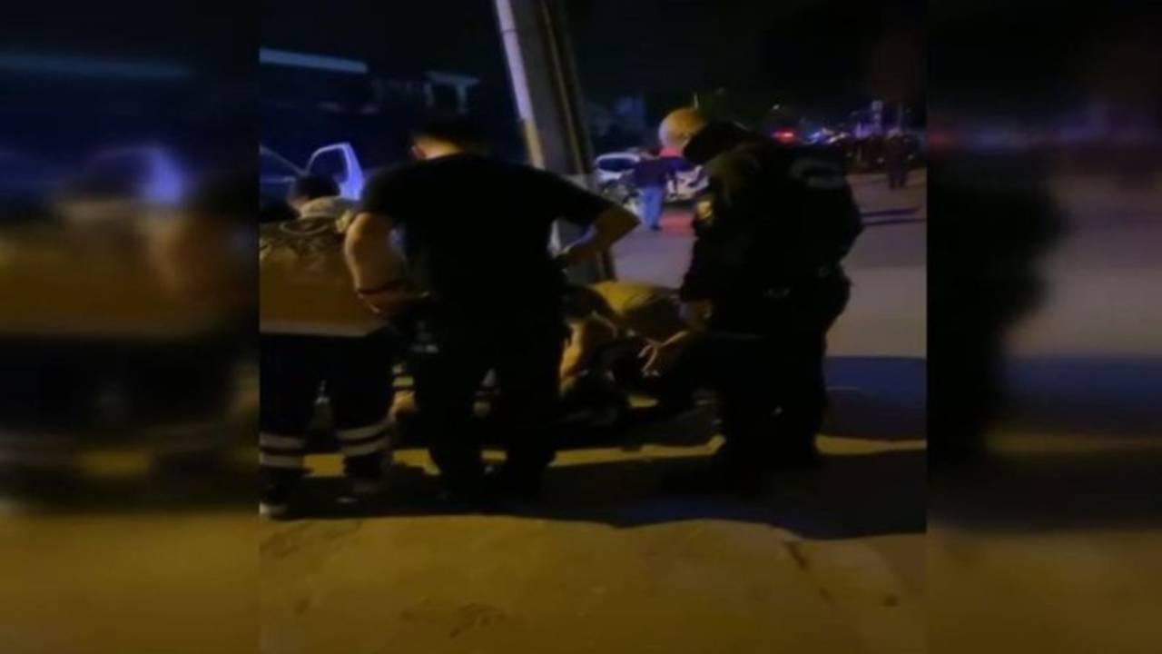 Polise ateş açtılar, yoldan geçenleri vurdular!