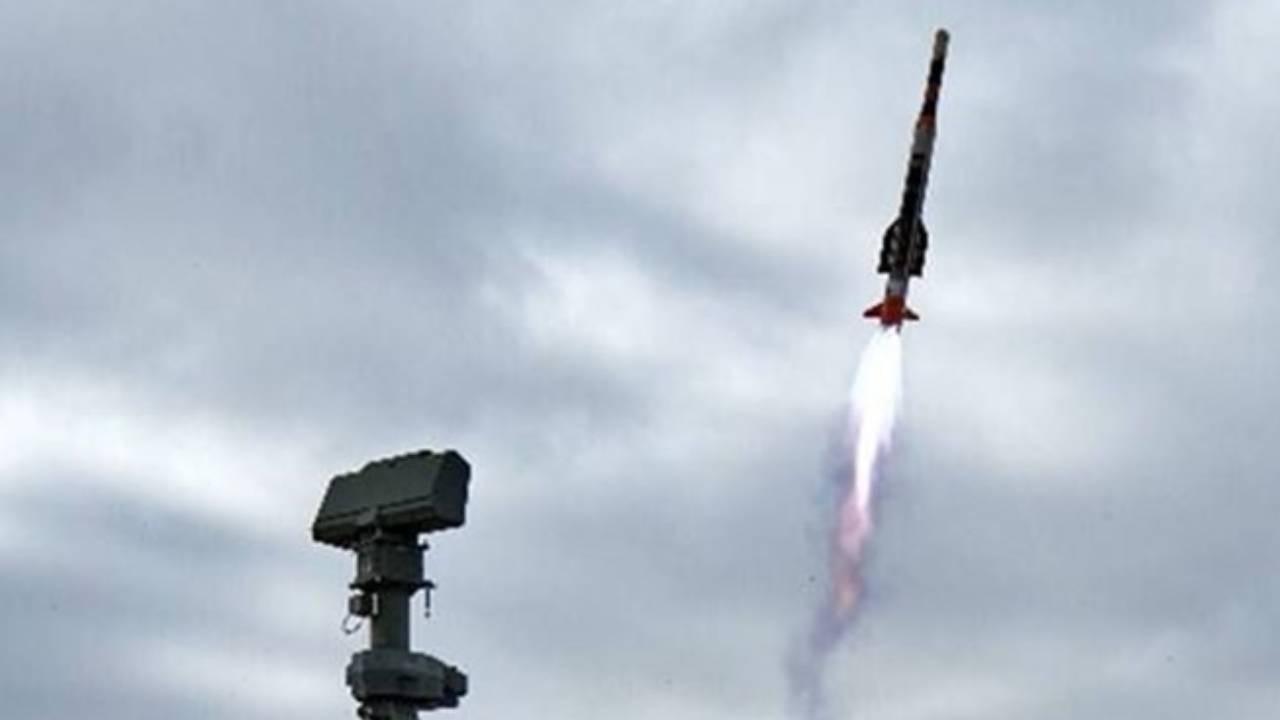 MSB'den paylaşım: HİSAR-A 12'den vurdu