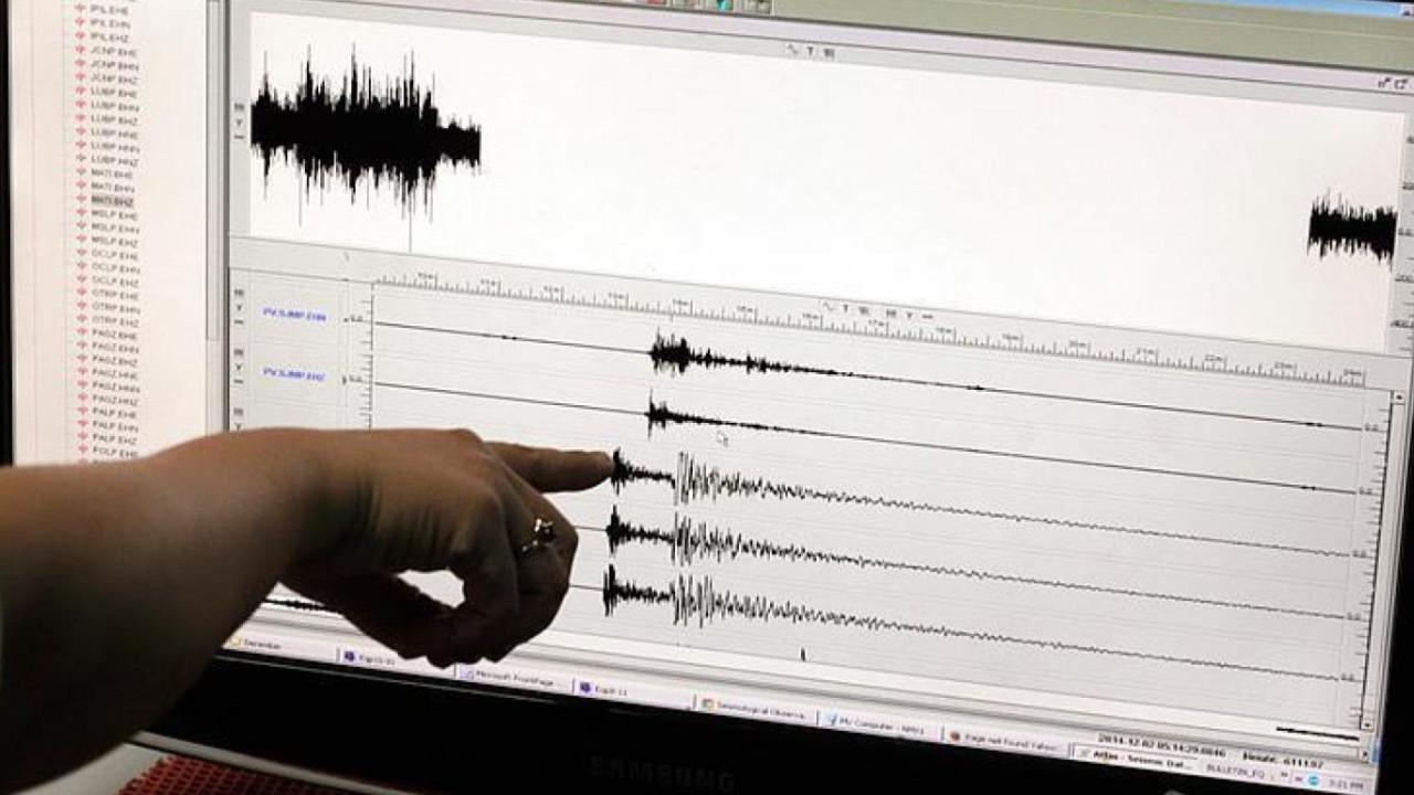 Çanakkale'de korkutan deprem! İstanbul'da da hissedildi