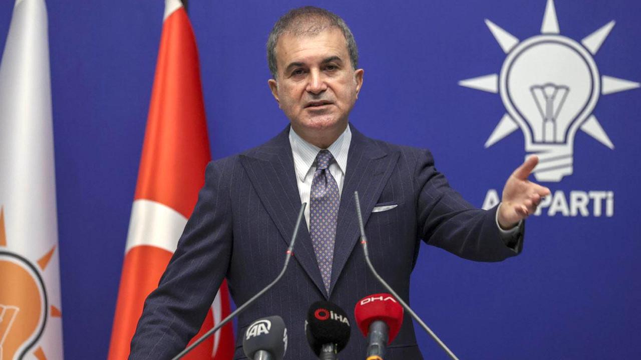 AK Parti Sözcüsü Çelik'ten, CHP'li Erdoğdu'ya tepki