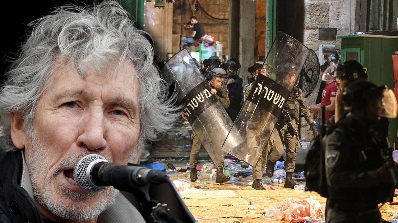 Pink Floyd'un solisti Waters'tan İsrail'e tepki