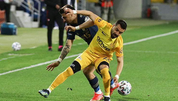 Ankaragücü: 1 - Fenerbahçe: 2 - Sayfa 2