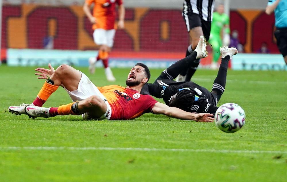 Galatasaray 3  - 1 Beşiktaş - Sayfa 1
