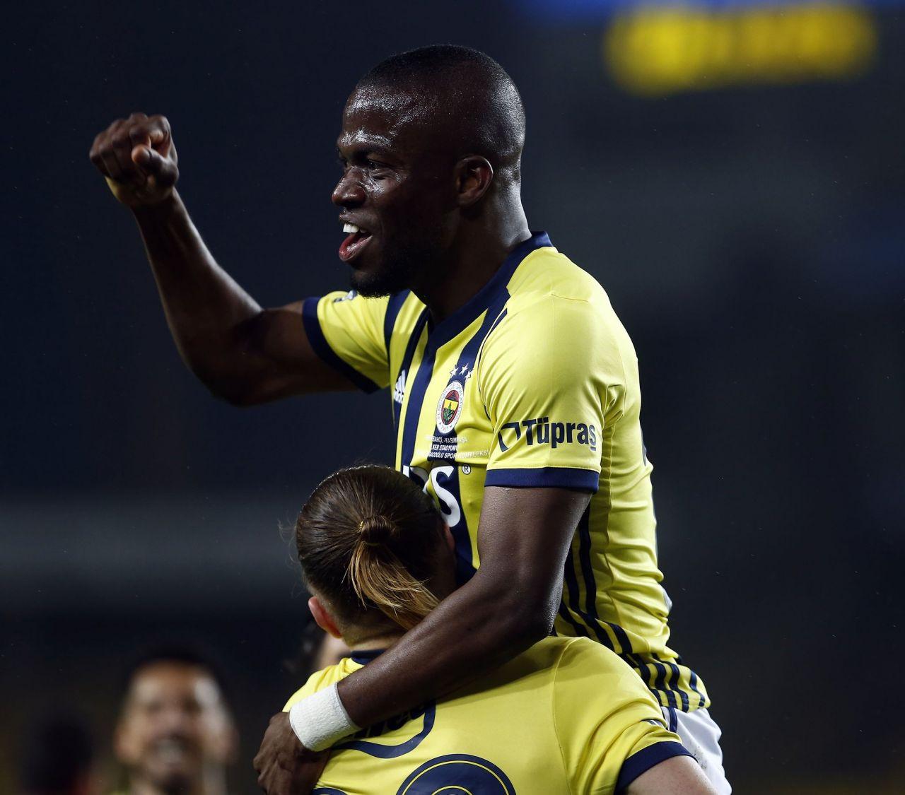 Ankaragücü: 1 - Fenerbahçe: 2 - Sayfa 1