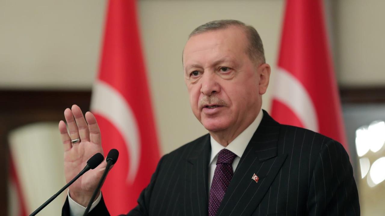 Erdoğan'dan İsrail'e kınama: Her hal ve koşulda Filistinli kardeşlerimizin yanında olmaya devam edeceğiz