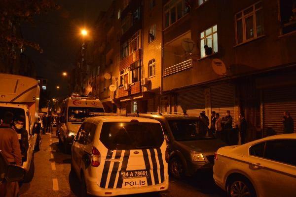 Esenler'de bir kişi evinde boynundan asılı halde bulundu - Sayfa 1