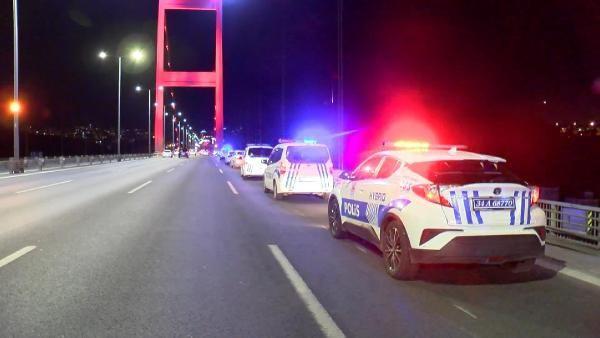 FSM Köprüsü üzerinde 200 metre savruldu - Sayfa 2