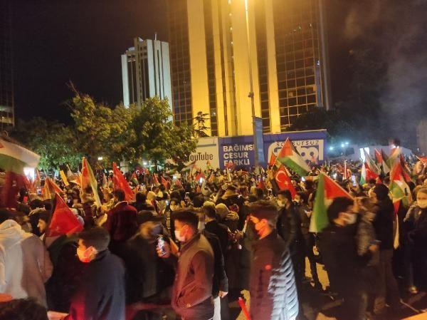Türkiye, Filistin için sokaklara döküldü - Sayfa 1