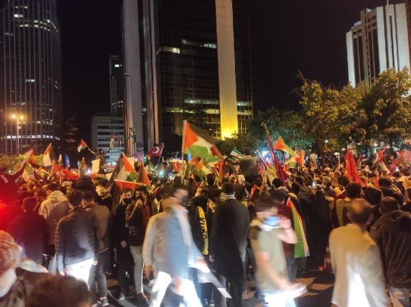 Türkiye, Filistin için sokaklara döküldü - Sayfa 2